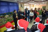 La Navidad inunda el Centro de Personas Mayores de San Javier