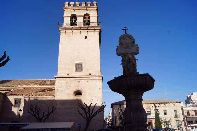 "This coming Saturday, December 19, it will hold the guided tour ""Meet Totana from the Tower of Santiago"""