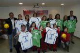 El Evento Solidario contra el cáncer infantil se celebra el martes 22 de diciembre en el Pabellón Serrerías de Molina de Segura