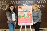 La Caja Mágica incentiva las compras navideñas en el municipio