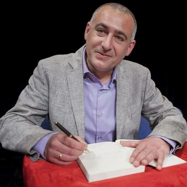 El escritor Paco Rabadán realizará esta noche el Pregón de la Navidad en Alcantarilla - 1, Foto 1