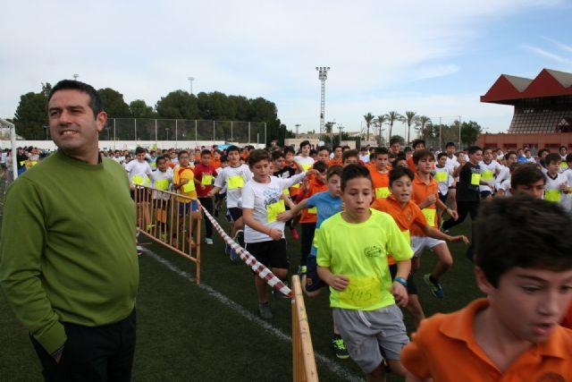 Más de dos mil alumnos de los Centros de Alcantarilla participan en las pruebas de Campo a Través dentro del programa de Deporte Escolar - 1, Foto 1