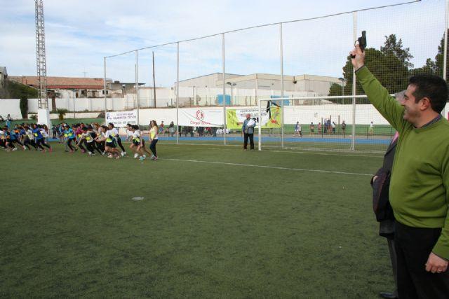Más de dos mil alumnos de los Centros de Alcantarilla participan en las pruebas de Campo a Través dentro del programa de Deporte Escolar - 2, Foto 2