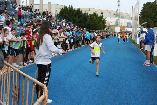 Más de dos mil alumnos de los Centros de Alcantarilla participan en las pruebas de Campo a Través dentro del programa de Deporte Escolar - 4, Foto 4