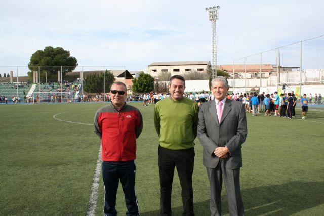 Más de dos mil alumnos de los Centros de Alcantarilla participan en las pruebas de Campo a Través dentro del programa de Deporte Escolar - 5, Foto 5