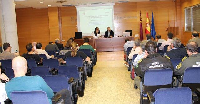 Proponen la caza al rececho de 412 ejemplares de arruí en Sierra Espuña hasta mayo para equilibrar su población, Foto 1