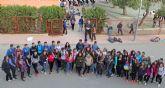 Más de 200 jóvenes de Puerto Lumbreras protagonizan el vídeo navideño del Ayuntamiento de Puerto Lumbreras 2015