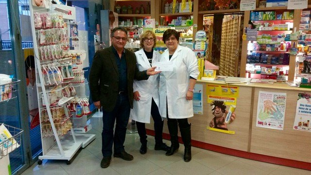 The brotherhoods spend € 1,400 on the purchase of medical needs for Caritas city