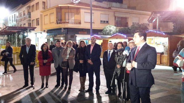 Pregón Navidad e inauguración mercado y exposición San Javier 2015 - 5, Foto 5