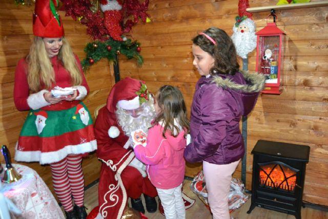 San Pedro del Pinatar acoge a Papá Noel en la Casa de la Navidad - 2, Foto 2