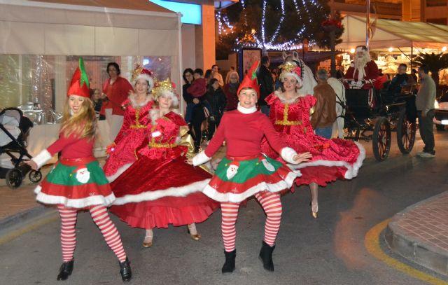 San Pedro del Pinatar acoge a Papá Noel en la Casa de la Navidad - 3, Foto 3