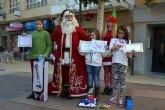 Los niños plasman su visión de la Navidad en el concurso de Christmas