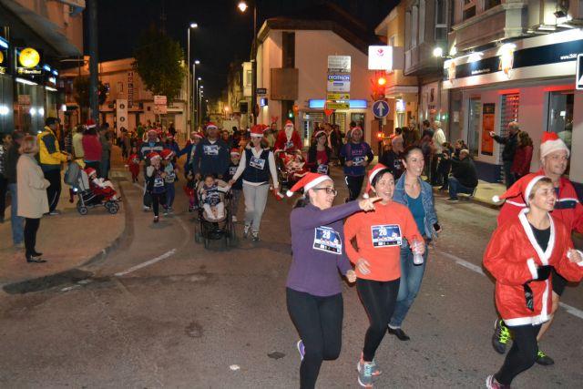La I Christmas Family Run  congregó a 150 personas - 1, Foto 1