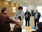 La Alcaldesa de Puerto Lumbreras anima a todos los lumbrerenses a votar en el día grande de la democracia para las Elecciones Generales