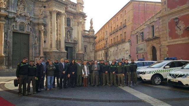 La Comunidad renueva la flota de vehículos de los agentes medioambientales con 15 nuevos coches, Foto 2