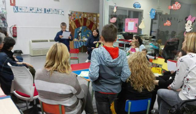 Más de medio centenar de niños participan en el Concurso de Cuentos Ilustrados Érase una vez la Navidad organizado por la Red de Bibliotecas de Puerto Lumbreras - 2, Foto 2
