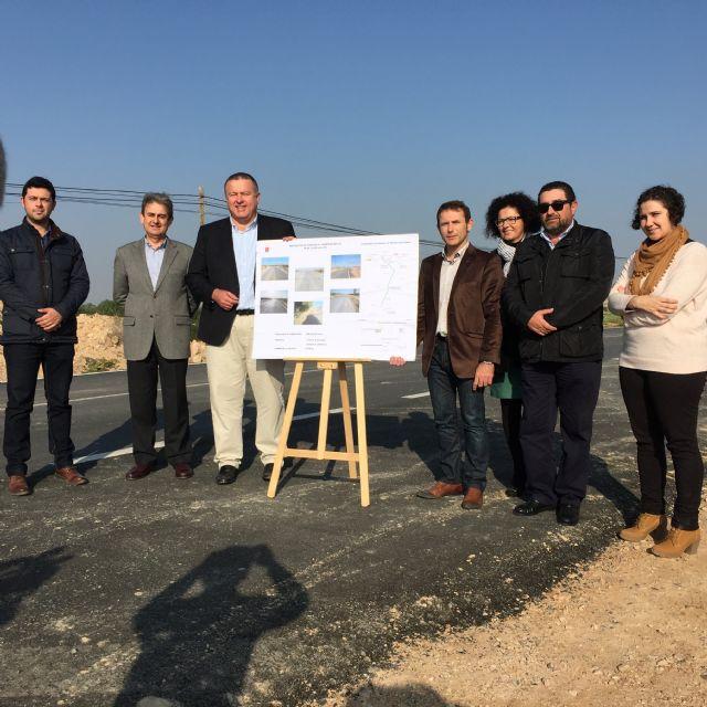 Inaugurada las obras de mejora de la carretera que une Torre-Pacheco con Balsicas - 2, Foto 2