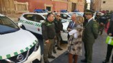 La Comunidad renueva la flota de veh�culos de los agentes medioambientales con 15 nuevos coches