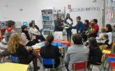 Más de medio centenar de niños participan en el Concurso de Cuentos Ilustrados 'Érase una vez la Navidad' organizado por la Red de Bibliotecas de Puerto Lumbreras