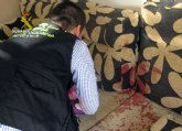 La Guardia Civil detiene al presunto autor de una tentativa de homicidio en Mazarrón