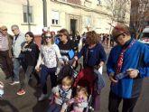 Una Marcha Solidaria por el Día Internacional del Migrante