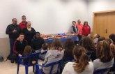 El Albergue Juvenil de San Pedro del Pinatar organizó una recogida de alimentos