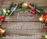 Santa Lucía inicia su programación de Navidad