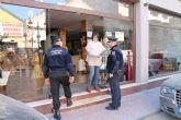 Las Concejalías de Seguridad y Comercio ponen en marcha la campaña especial 'Compras seguras en Navidad'