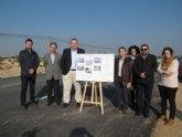 Finalizan las obras de mejora de la seguridad en la carretera que une Torre Pacheco con Balsicas