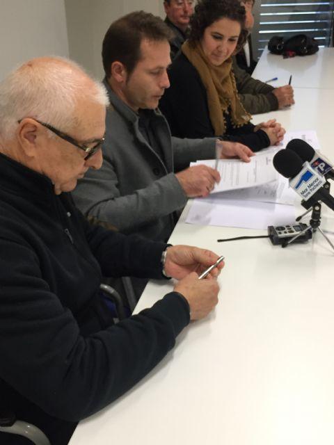 Firma de Convenios de Colaboración entre el Ayuntamiento de Torre-Pacheco y ONG´s - 2, Foto 2