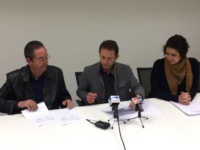 Firma de Convenios de Colaboración entre el Ayuntamiento de Torre-Pacheco y ONG´s - 4, Foto 4