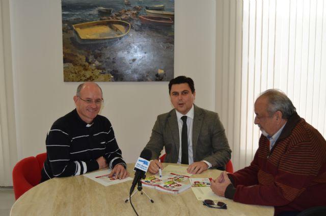 El Ayuntamiento incrementa en 12.000 euros la ayuda anual a Cáritas que será de 38.000 euros - 1, Foto 1