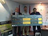 300 deportistas participarán en un Torneo de Tenis Amateur que recaudará fondos para más de 30 niños de la Casa Cuna de Murcia