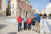 Pista de patinaje, mercadillos, talleres, cine y musical infantil para festejar la Navidad en Mazarrón