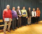El Ayuntamiento reconoce la labor de los voluntarios Juan Martínez, Pascual Hurtado, Antonio Ruiz y José Ortiz