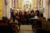 La coral 'Ménade' celebró la Navidad con un gran concierto