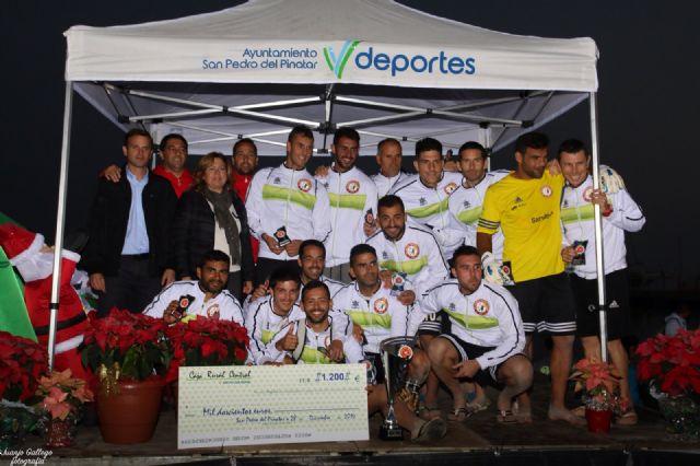 El CD Murcia FP, campeón del  Beach Soccer Winter Cup 15 - 1, Foto 1