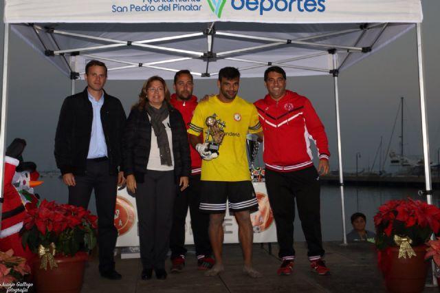 El CD Murcia FP, campeón del  Beach Soccer Winter Cup 15 - 2, Foto 2