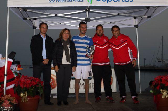 El CD Murcia FP, campeón del  Beach Soccer Winter Cup 15 - 3, Foto 3