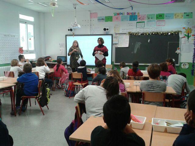 EducoYa en los CEIP de San Javier por la educación en mediación - 3, Foto 3