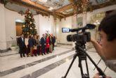 El Gobierno municipal felicita la  Navidad a todos los cartageneros