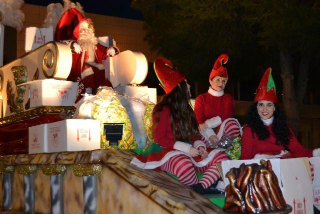 Las Calles de San Pedro del Pinatar recuperan la Fantasía de la Navidad - 1, Foto 1