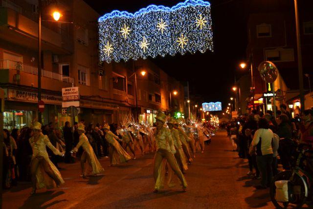 Las Calles de San Pedro del Pinatar recuperan la Fantasía de la Navidad - 2, Foto 2