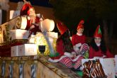 Las Calles de San Pedro del Pinatar recuperan la 'Fantasía de la Navidad'