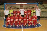 Los equipos Alevín, Infantil y Cadete ElPozo FS,