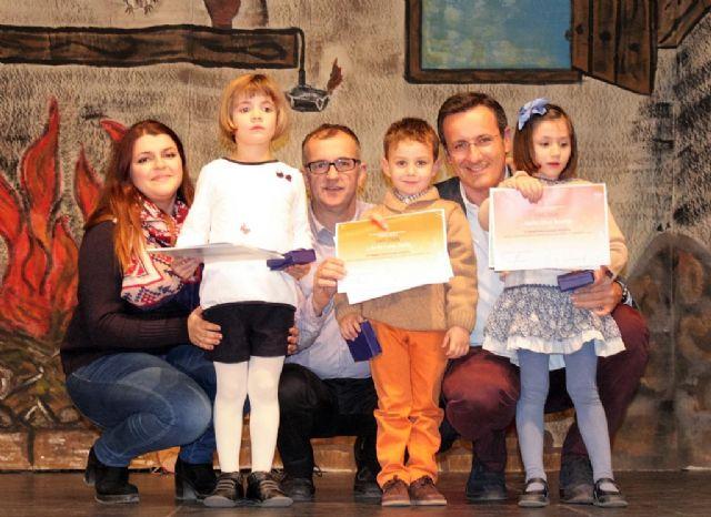 Premios del concurso de belenes y felicitaciones de navidad 2015, Foto 1