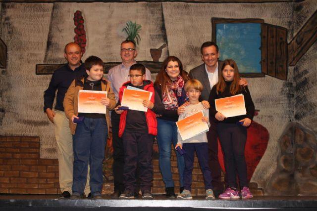 Premios del concurso de belenes y felicitaciones de navidad 2015, Foto 2