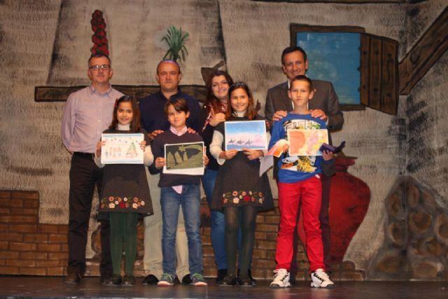 Premios del concurso de belenes y felicitaciones de navidad 2015, Foto 3
