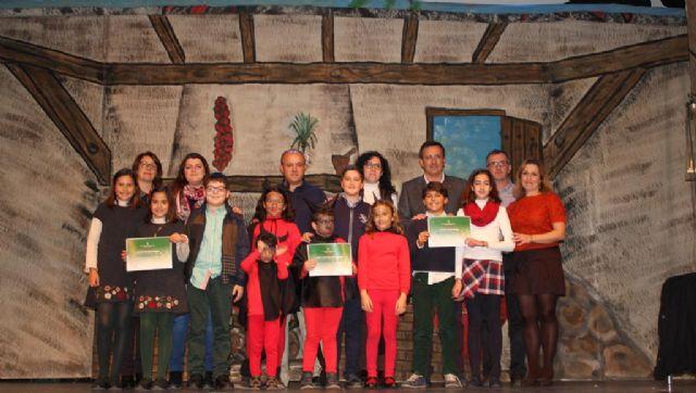 Premios del concurso de belenes y felicitaciones de navidad 2015, Foto 4