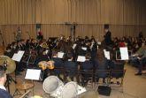 La Banda Municipal de Música de Puerto Lumbreras celebra su concierto de Navidad 2015